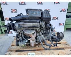 K10B 1.0 LPG MOTORE SEMI COMPLETO OPEL Agila 2° Serie 996 gas (2010) RICAMBI USATI
