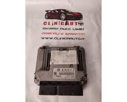 03C906027AT 0261S05810 CENTRALINA MOTORE VOLKSWAGEN Scirocco Serie (137) (08>14) 1390 benzina (1) RICAMBI USATI