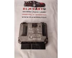03L906018AL 0281016400 CENTRALINA MOTORE AUDI A3 Serie (8P1) (08>12) 1968 diesel (1) RICAMBI USATI