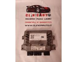 8V21-12A650-TG S180047003G CENTRALINA MOTORE FORD Fiesta 6° Serie 1388 benzina (1) RICAMBI USATI