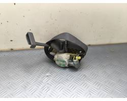 Cintura di sicurezza anteriore destra TOYOTA Rav4 2° Serie