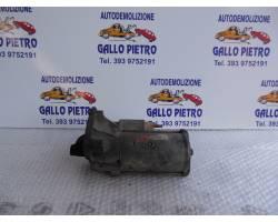 Motorino d' avviamento OPEL Vivaro 2° Serie