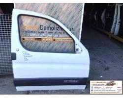 Portiera anteriore Destra CITROEN Berlingo 1° Serie