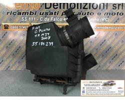 Box filtro aria FIAT Grande Punto 1° Serie