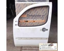 Portiera Anteriore Sinistra FIAT Doblò 1° Serie