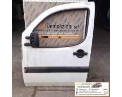 Portiera Anteriore Sinistra FIAT Doblò 2° Serie