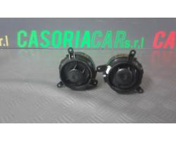 Bocchette Aria Cruscotto FORD Fusion 1° Serie