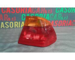 STOP FANALE POSTERIORE DESTRO PASSEGGERO BMW Serie 3 E46 Berlina Benzina  (2000) RICAMBI USATI