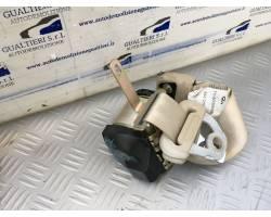 Cintura di sicurezza Posteriore DX passeggero DR 5 1° Serie