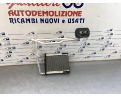 Radiatore stufa DR 5 1° Serie