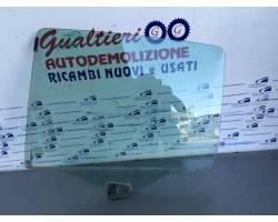 Vetro scendente posteriore Sinistro FIAT Idea 1° Serie