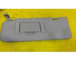 Parasole anteriore Lato Guida MERCEDES ML W164 3° Serie