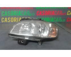 Faro anteriore Sinistro Guida SEAT Ibiza 4° Serie