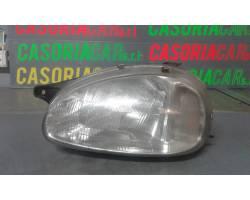 Faro anteriore Sinistro Guida OPEL Corsa B 1° Serie 3P