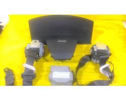 Kit Airbag Completo JEEP Patriot 1° Serie
