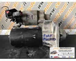 Motorino d' avviamento FIAT Doblò 1° Serie
