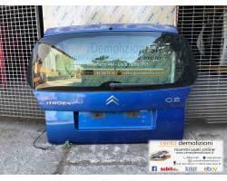 Portellone Posteriore Completo CITROEN C2 1° Serie