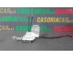 SERRATURA POSTERIORE DESTRA FIAT 500 X 1° Serie Benzina  (2015) RICAMBI USATI