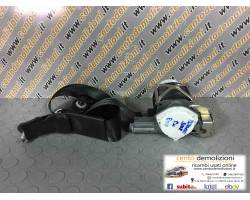 Cintura di sicurezza anteriore sinistra PEUGEOT 5008 1° Serie