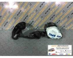 Cintura di sicurezza Posteriore DX passeggero PEUGEOT 5008 1° Serie