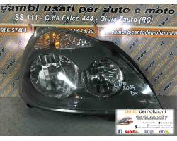 Faro anteriore Destro Passeggero RENAULT Clio 4
