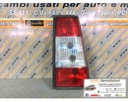 Stop posteriore Destro Passeggero AIXAM 400 serie