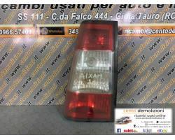 Stop Posteriore sinistro lato Guida AIXAM 400 serie