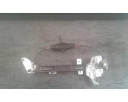 Cremagliera posteriore sinistro guida FORD Fiesta 4° Serie