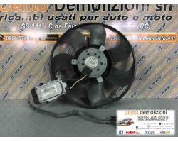 Ventola radiatore AUDI A4 Berlina 4° Serie