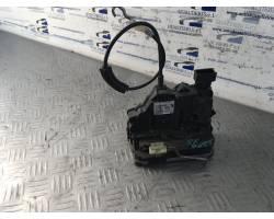 Serratura Posteriore Sinistra OPEL Corsa D 5P 1° Serie