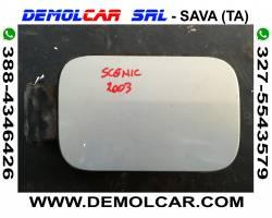 Sportellino Carburante RENAULT Scenic 3° Serie