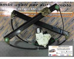 Motorino Alzavetro anteriore destra AUDI A4 Berlina 4° Serie