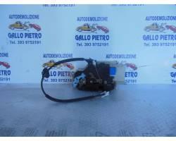 7l0837089 SERRATURA ANTERIORE SINISTRA PORSCHE Cayenne 1° Serie 4500 Benzina m4800  (2004) RICAMBI USATI