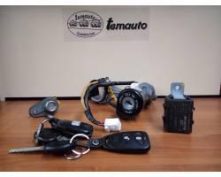 KIT CHIAVE HYUNDAI Tucson  Serie 2000 Benzina  (2006) RICAMBI USATI