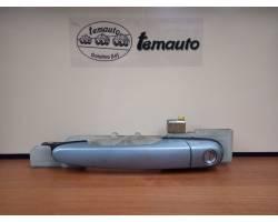 MANIGLIA ESTERNA ANTERIORE SINISTRA HYUNDAI Tucson  Serie 2000 Benzina  (2006) RICAMBI USATI