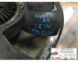 Ventola radiatore AUDI A6 Berlina 2° Serie