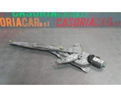 Cremagliera anteriore sinistra Guida RENAULT Kangoo 1° Serie
