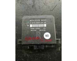 Centralina chiusure MERCEDES Classe E Berlina W210 2° Serie