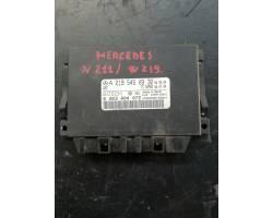 Centralina sensori di parcheggio MERCEDES CLS W219