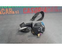 CINTURA DI SICUREZZA ANTERIORE SINISTRA CON PRETENSIONATORE VOLKSWAGEN Golf 4 Variant Benzina  (2003) RICAMBI USATI