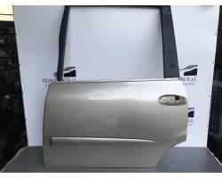 51734615 PORTIERA POSTERIORE SINISTRA FIAT Multipla 2° Serie 1900 Diesel 186a9000  (2007) RICAMBI USATI