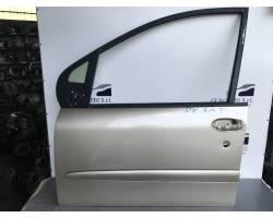 51734597 PORTIERA ANTERIORE SINISTRA FIAT Multipla 2° Serie 1900 Diesel 186a9000  (2007) RICAMBI USATI