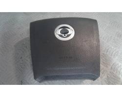 86200-21500 AIRBAG VOLANTE SSANGYONG Rexton 1° Serie Benzina  (2006) RICAMBI USATI