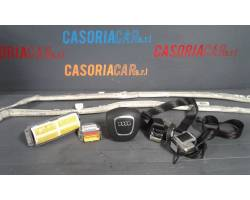 Kit Airbag Completo AUDI A3 4° Serie