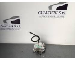 Serratura Posteriore Sinistra CITROEN C3 2° Serie