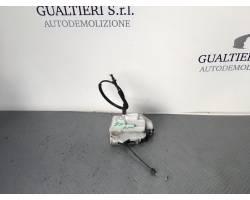 Serratura Anteriore Sinistra CITROEN C3 2° Serie