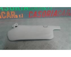 Parasole aletta anteriore Lato Guida NISSAN Almera 1° Serie