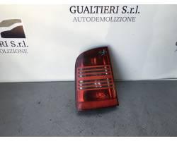 Stop fanale Posteriore sinistro lato Guida SKODA Octavia S. Wagon 2° Serie