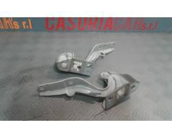 Cerniere cofano anteriore FIAT Panda 3° Serie