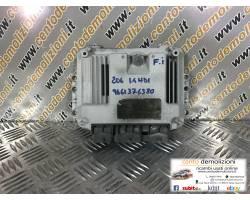 Centralina motore PEUGEOT 206 2° Serie
